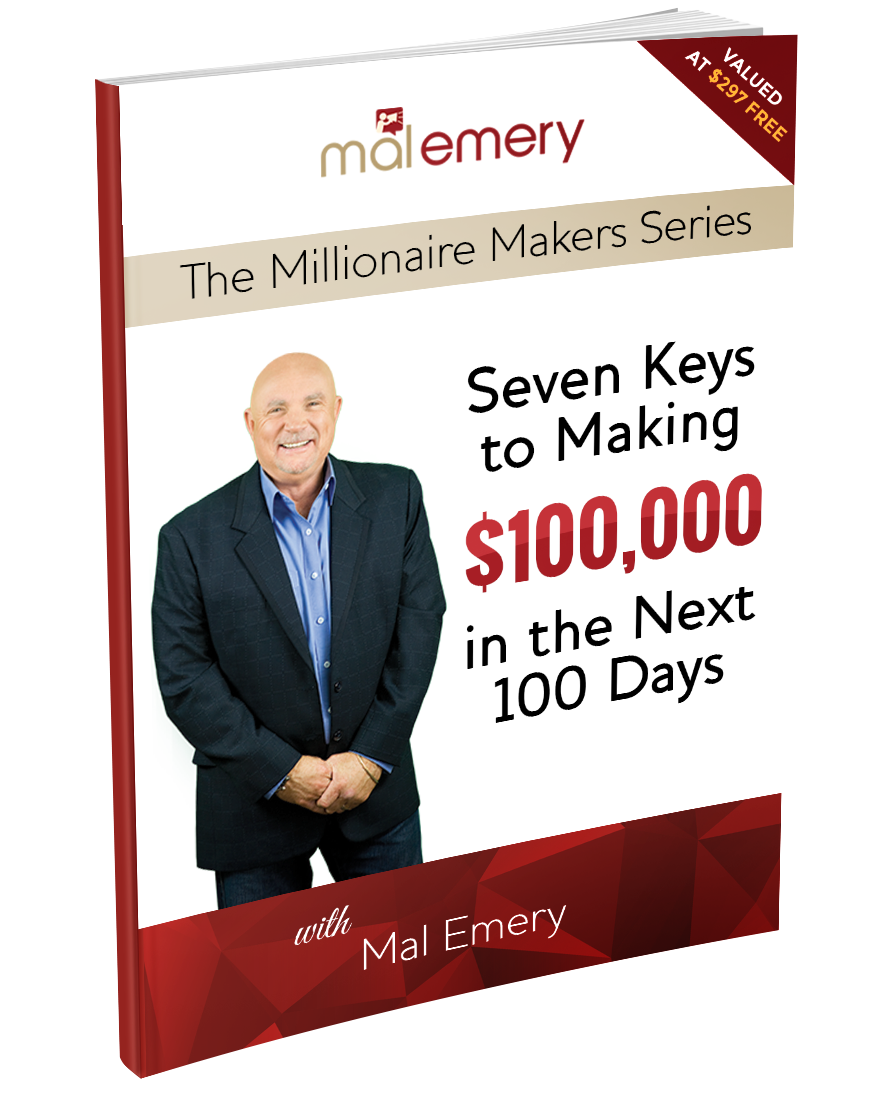 7 keys to 100000 dollars in next 100 days